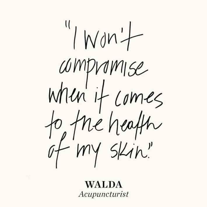 Beautycounter-Walda quote