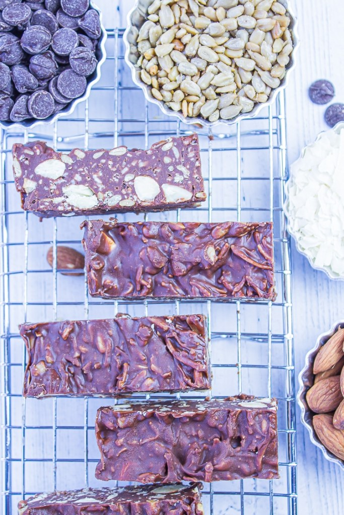 Keto Chocolate Bars