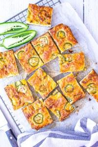 Jalapeno Cheese Bread blog