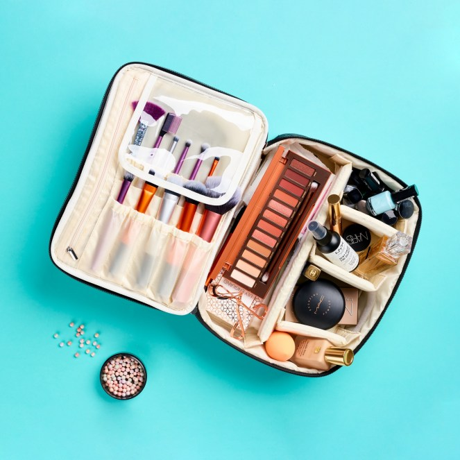 Gift Guide option, The make up train case