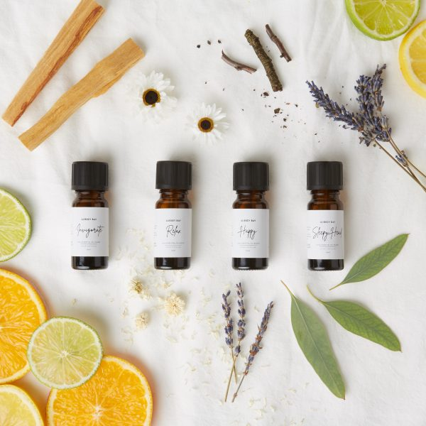 Gift guide option, Aubrey Bay Essential Oils