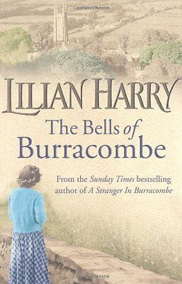 The Bells Of Burracombe Front Cover.