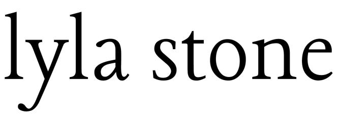 Meet my September Advertisers Lyla Stone Blog logo
