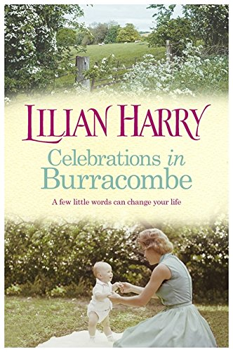 Celebrations In Burracombe Book Front Cover.