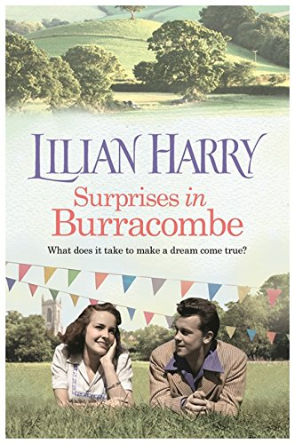 Surprises In Burracombe Book Front Cover.