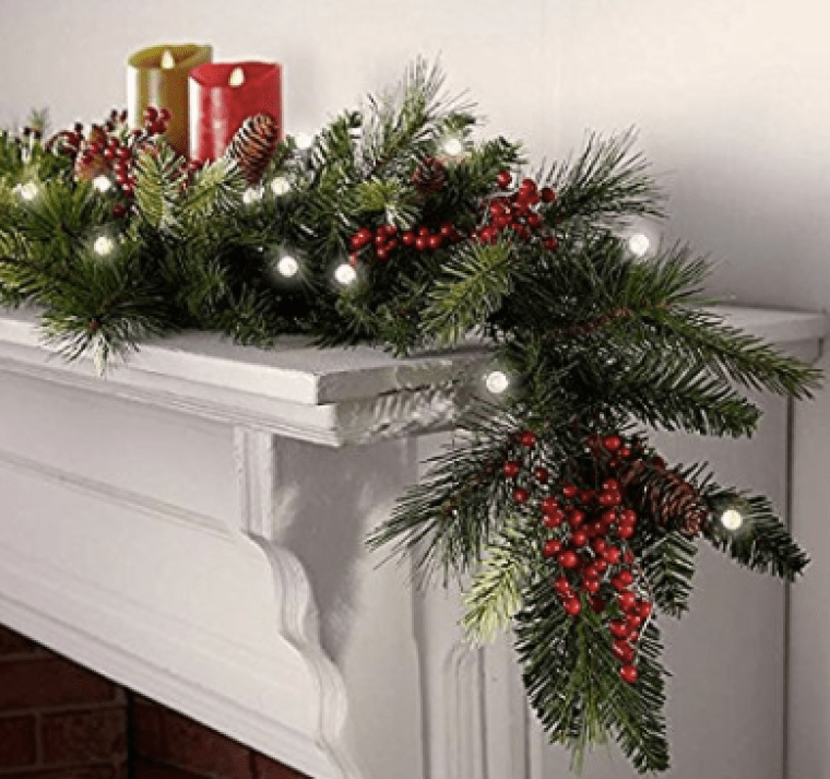 French Country Farmhouse holiday decor country christmas gifts