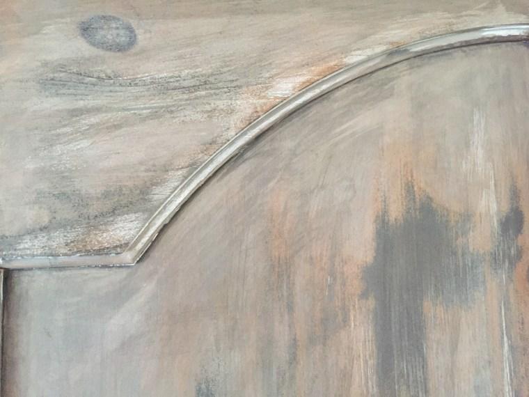 Briarsmoke and Whitewash with Jacobean Stain