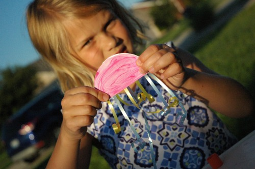 jellyfish crafts for kids