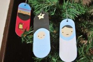 Catholic Christmas Ornaments