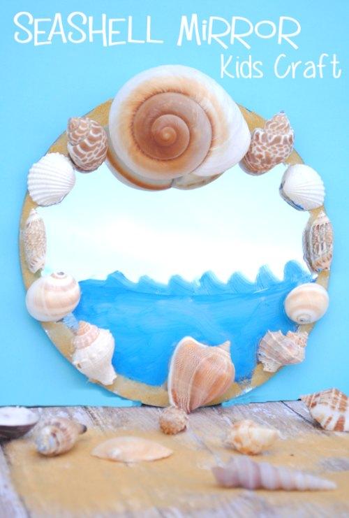 Seashellmirror