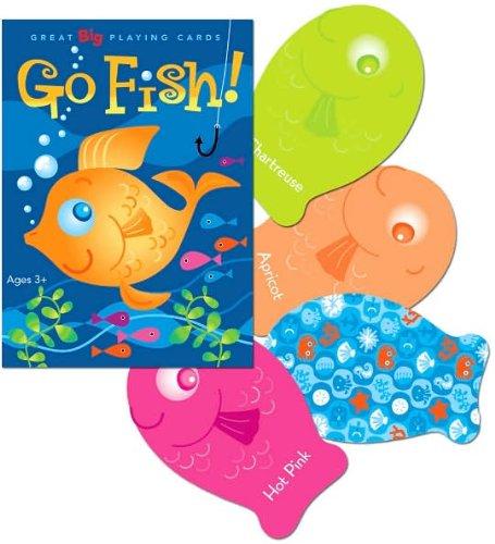 preschool learning games go fish