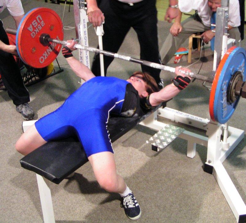 Spotlight On Powerlifting