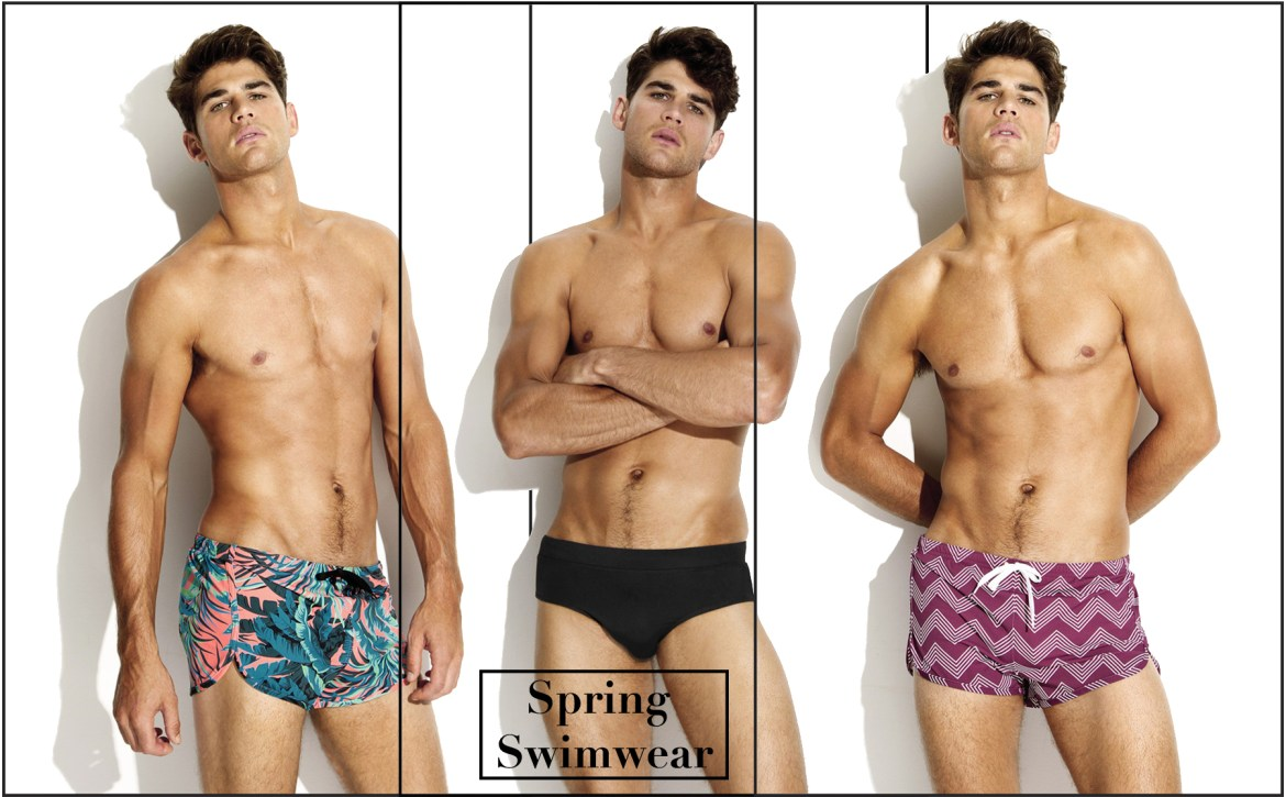 Charlie by MZ Spring Swimwear by The Kentucky Gent