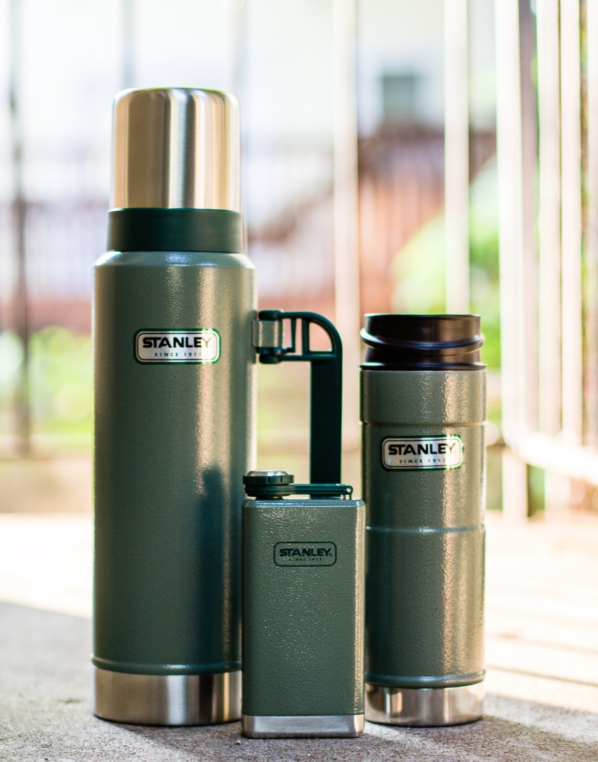 stanley, stanley brand, vacuum bottle, gifts for dad, fathers day gifts