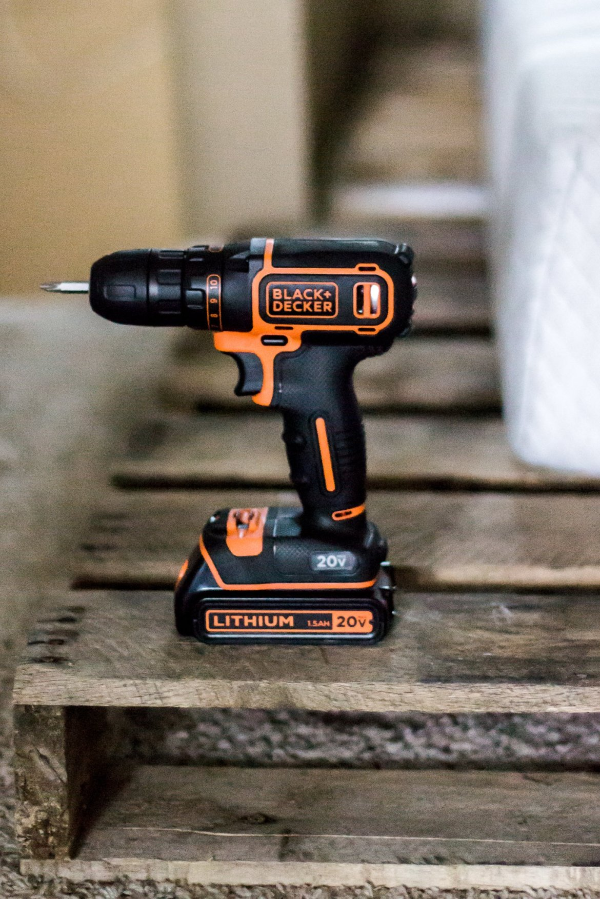 black+decker, black+decker drills, pallet bed frame, lifestyle blog, the kentucky gent