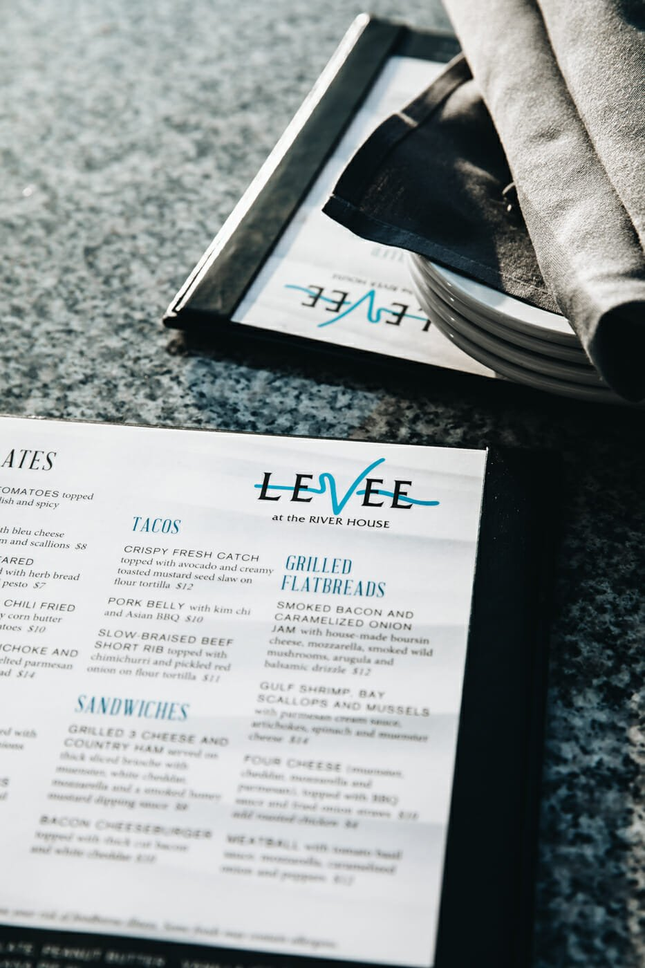 Where To Eat in Louisville: The Levee on The River
