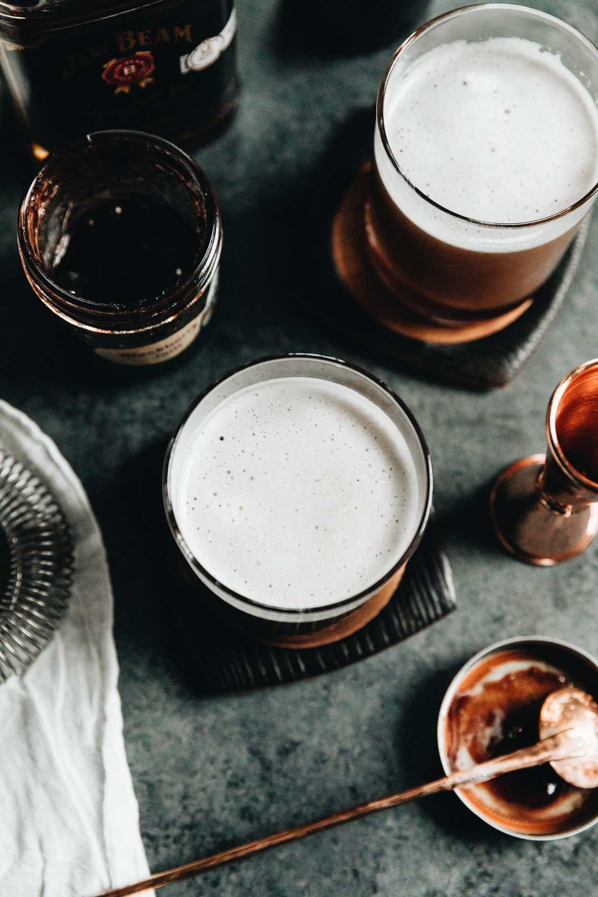 jim beam black whiskey cocktail