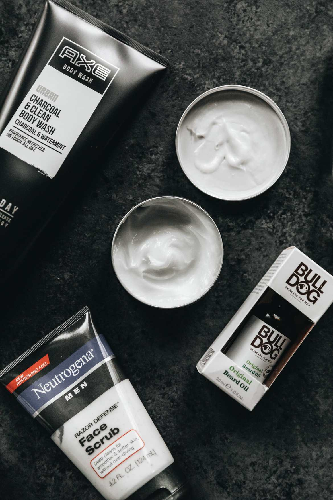 mens grooming products from meijer