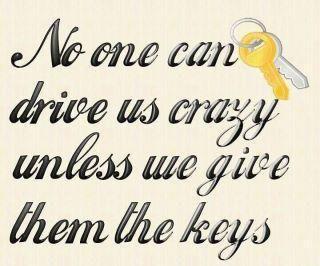 no keys
