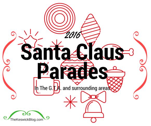 2016 parades