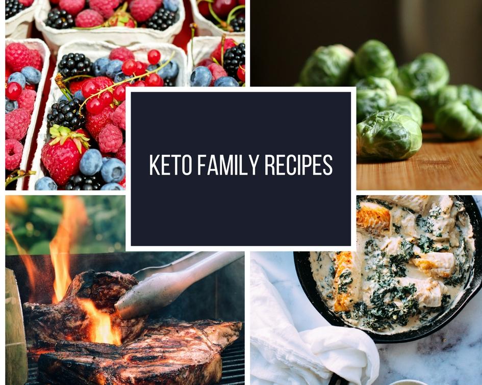 Keto Family Recipes