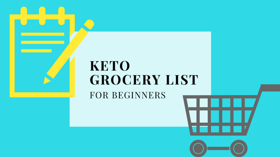 keto shopping list beginner keto grocery list guide the keto queens