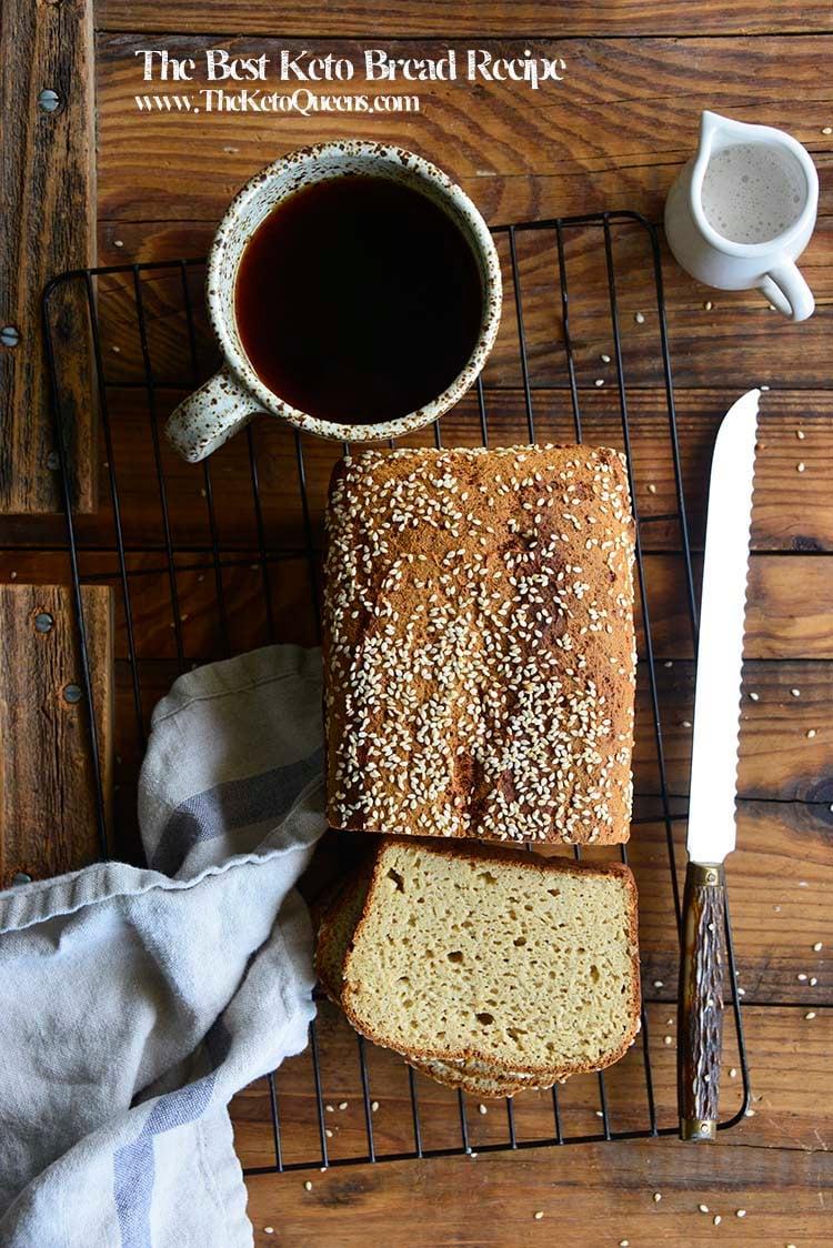 The Best Keto Bread Recipe with Description
