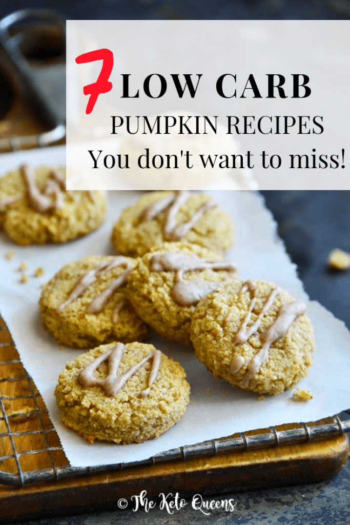 7 low carb pumpkin recipes you don't want to miss