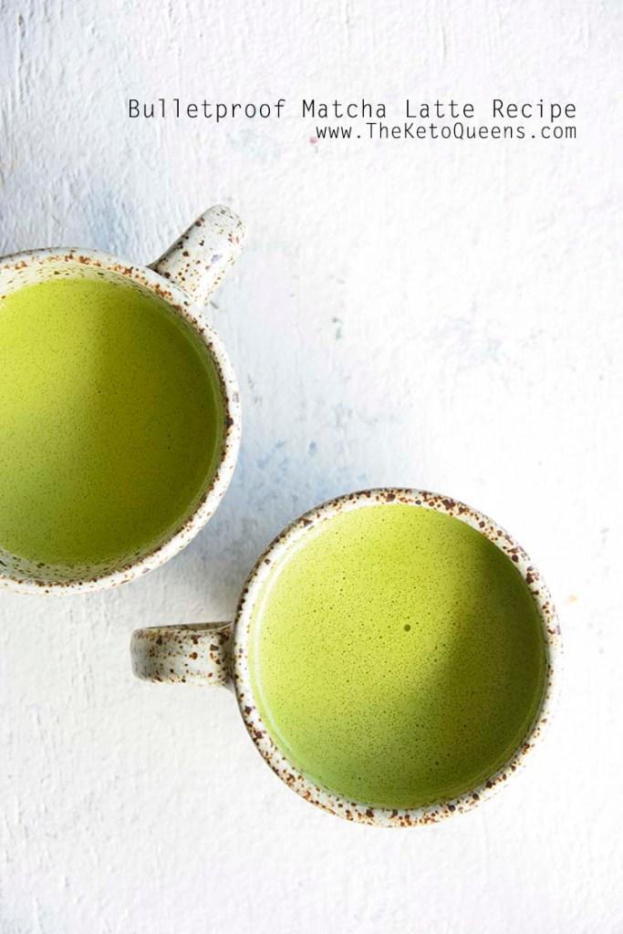 Bulletproof Matcha Latte Recipe 1