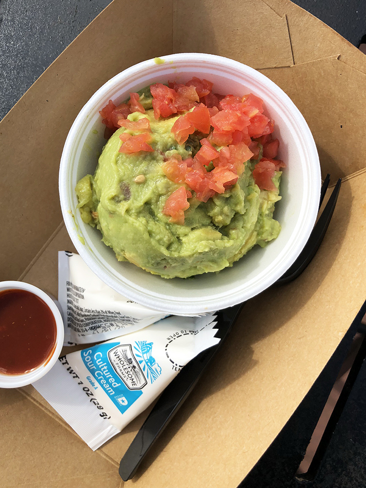 guacamole at epcot disney world