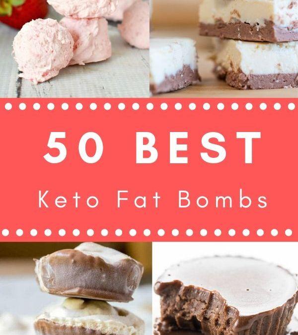 50+ Best Keto Fat Bomb Recipes