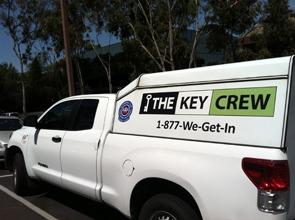 The Key Crew Truck