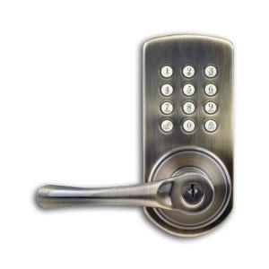 key pad handle