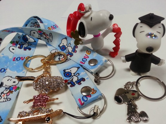 Assorted Snoopy Products