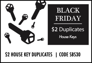 The Key Crew San Diego Locksmith Black Friday Sale House Keys