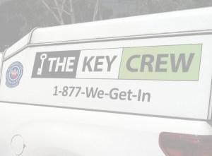 The Key Crew Locksmith Truck
