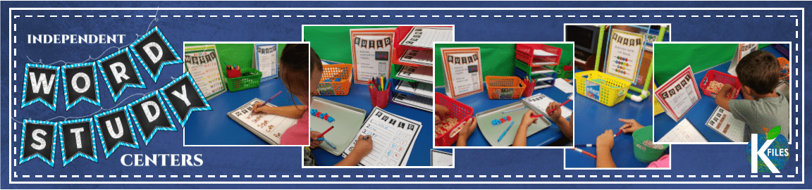 Enhance your Word Study and Phonics/Spelling routine with these Independent center activities and task cards. Supplement your Daily 5, Working With Words, and Words Their Way centers with magnets, letter tiles, word family houses, rainbow write, story writing and hands on activities Each activity includes step-by-step VISUAL directions to help your students complete each task with accuracy.