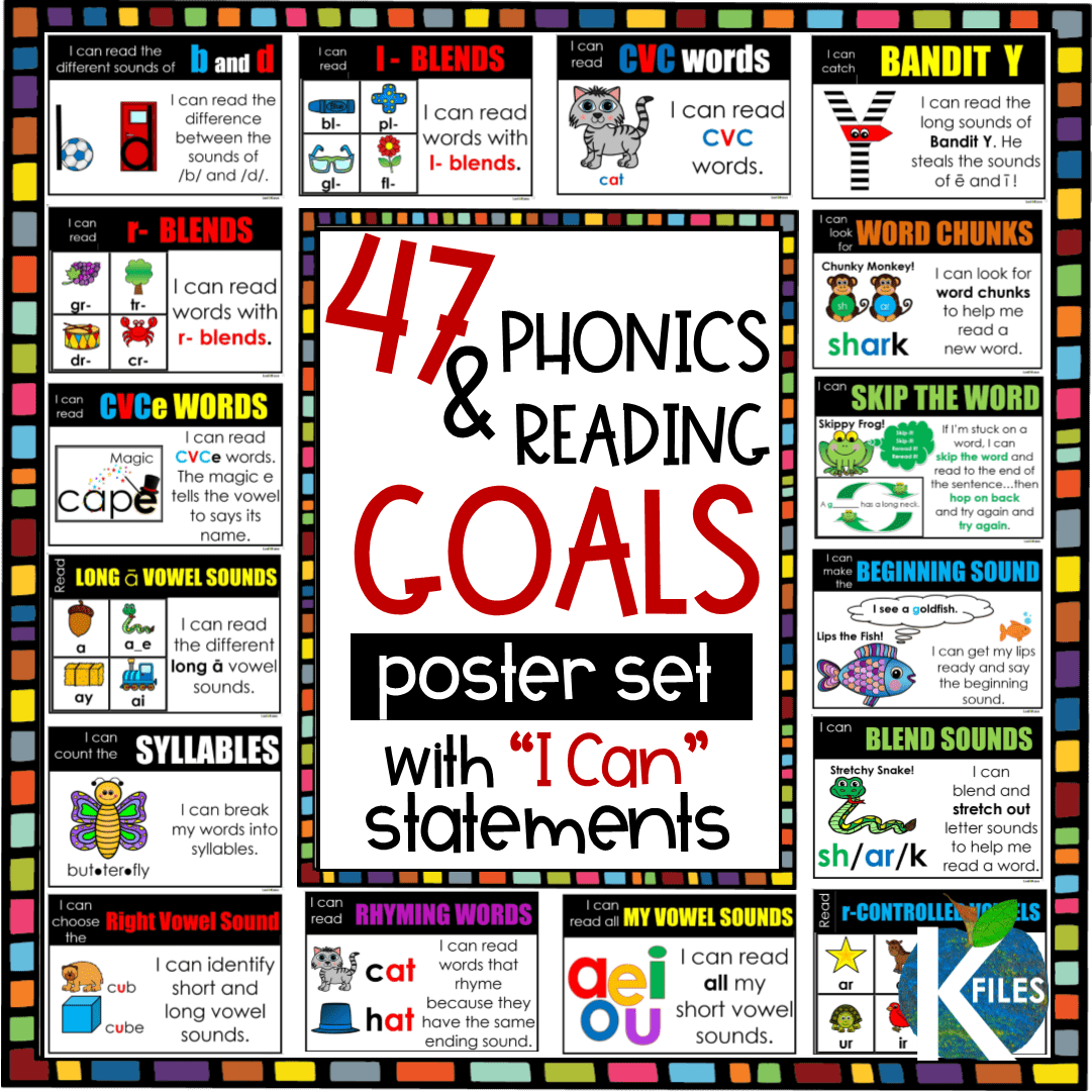 """Phonics Gumballs"": This unique color-coded phonics strategy will keep your young writers and readers engaged and alert for phonics and spelling patterns they are learning in your Word Study program during your literacy block. Reading and Phonics Goals"