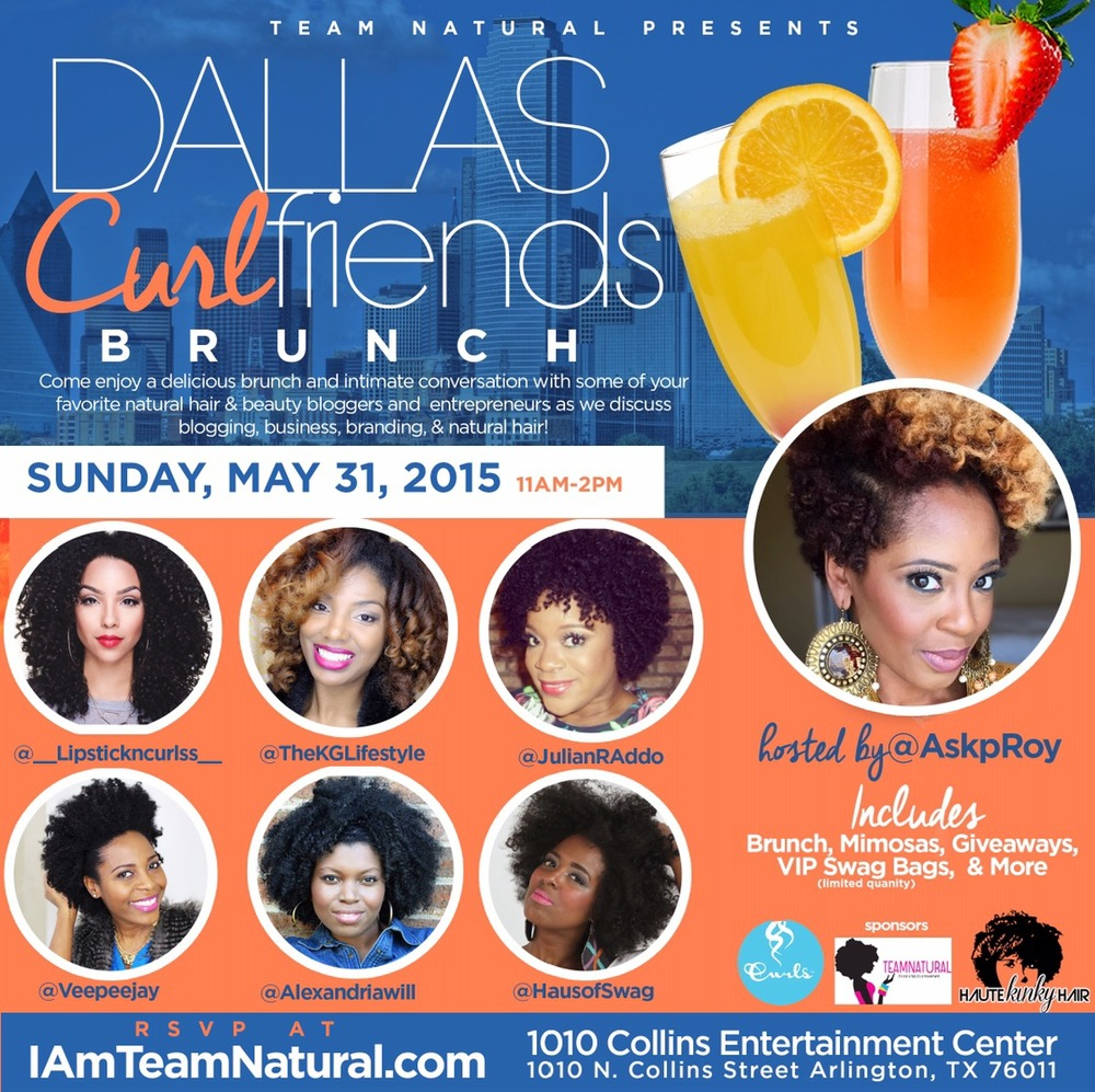 Brunch Curlfriends