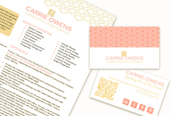 Carrrie Owens – Communicating Passion