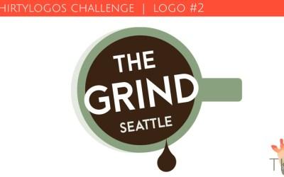 January Design Challenge | #ThirtyLogos | Logo #2