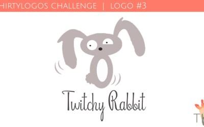 January Design Challenge | #ThirtyLogos | Logo #3