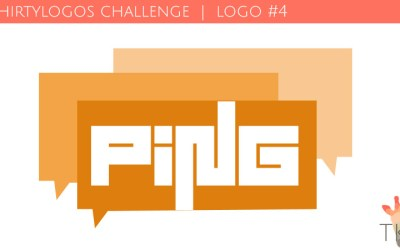January Design Challenge | #ThirtyLogos | Logo #4