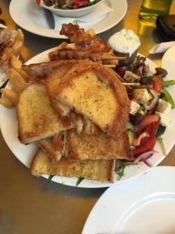 Greek Share Plate