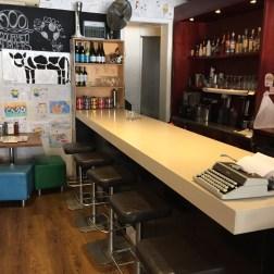 Moo Burger Interior 2