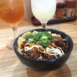 Manpuku Rice Bowl