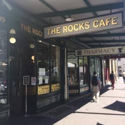 The Rocks Cafe