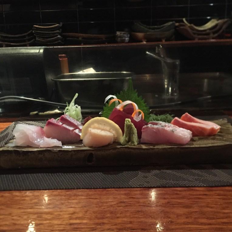 Chef Selection Sashimi (1)