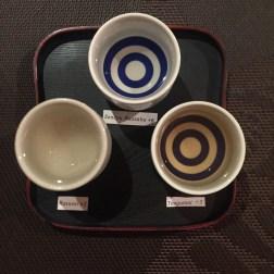 Sake Tasting Platter