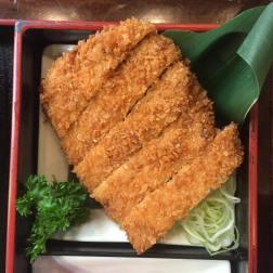 Ton-Katsu (Deep Fried Pork)